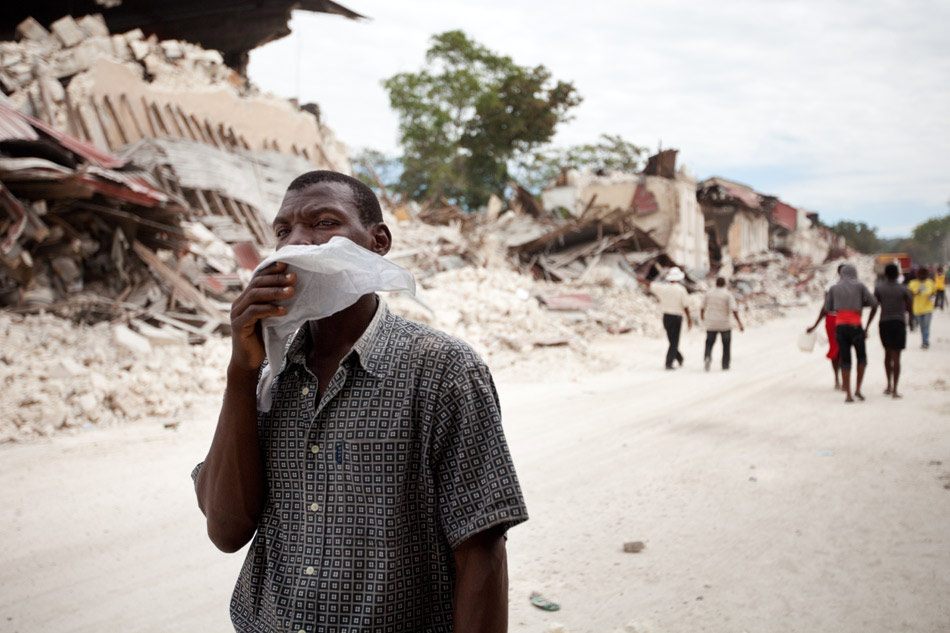 Earthquake, Haiti