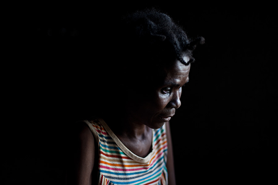 Elderly Woman, Haiti