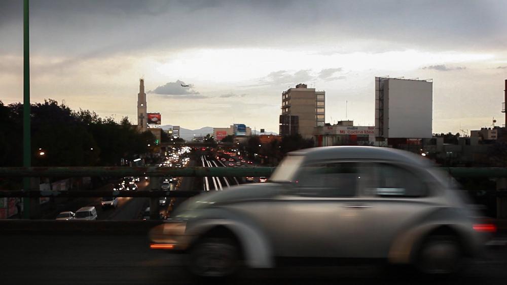 Mexico City, VW Beetle