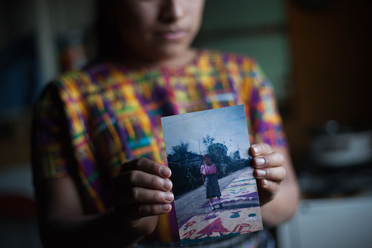 Belinda was 10 when she was assaulted by a stranger on the street in broad daylight. IJM Guatemala led police to the attacker, supported Belinda and her family during the trial, and helped her and her parents heal from multiple traumas.